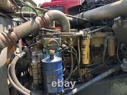 CATERPILLAR 3406B Engine GOOD TESTED RUNNER w Jakes! 7FB 400hp