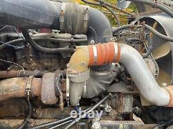 CATERPILLAR C15 MBN Engine RUNNING TAKEOUT Single Turbo 70 Pin ECM