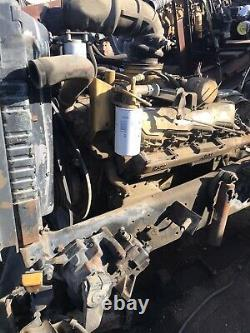 CAT 3208t Diesel Engine RUNS GOOD 211hp