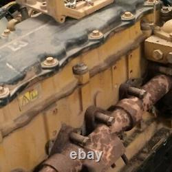 CAT Diesel Caterpillar C7 Acert 7.2L Pullout