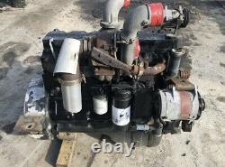 CUMMINS 8.3 ISC Engine GOOD RUNNER 260 HP CPL 2691 ISC 8.3-260