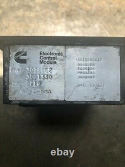 CUMMINS N14 CELECT PLUS/Volvo WIA ECM, Turbo, Power Steering Pump & Wire Harness
