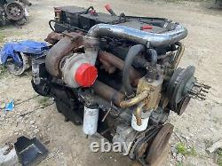 CUMMINS NTC-444 Engine BIG CAM 444 STC CPL 1280 GOOD RUNNER! N14 Mechanical