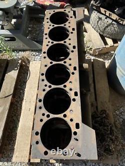 Cat 3406E Engine Block. 1LW Cat