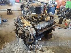 Caterpillar 3208T Turbo Diesel Engine VIDEO! 3208 V8 CAT Ford