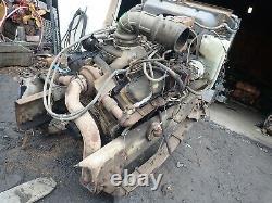 Caterpillar 3208 Turbo Diesel Engine RUNS EXC. 3208T V8 1160 CAT Truck
