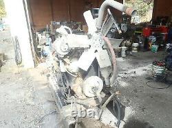 Caterpillar 3306 DI Turbo Diesel Engine RUNS EXC Terex Mixer CAT 3306DITA