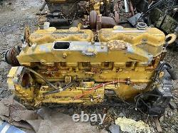 Caterpillar 3406B Engine for Parts or Rebuilding Multiple Available Cat 3406