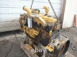 Caterpillar 3406B Turbo Diesel Engine 425 HP BRAKE SAVER! CAT 7FB 3406 Truck