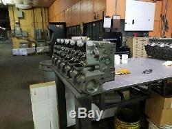 Caterpillar 3406e C15 C15 Acert Cylinder Head Loaded With Valves See Video