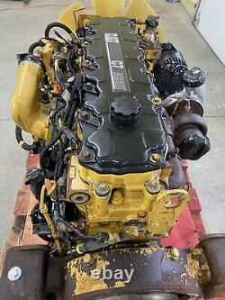 Caterpillar Acert C7 Engine 155k miles Free shipping
