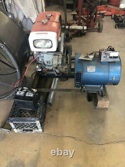 Changchai Diesel Generator 10KW