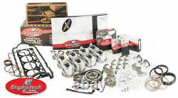 Chevrolet 327 Fits Small Block Chevy 1964 1967 Engine Rebuild Kit Flat Top