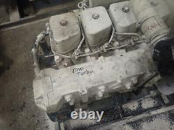 Cummins 6BTA 5.9 Marine Turbo Diesel Engine RARE! RUNS EXC. VIDEO! 6BT