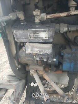 Cummins 8.3L Cummins Engine CNG Fuel With Allison Transmisson 2007 COMPLETE TURBO