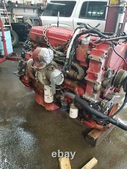 Cummins Engine Isx15