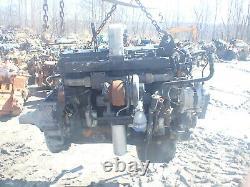Cummins ISM 400 HP Turbo Diesel Engine RUNS MINT! 2 AVAIL Truck NON EGR M11