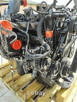 Cummins ISM VC7410 VC-7410 Turbo Diesel Engine Good Runner #543