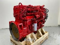 Cummins ISX15 Good Used Truck Engine withNew Bearings and Seals Tag# 30800