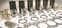 Cummins ISX Inframe Engine Overhaul Rebuild Kit KT With Pistons