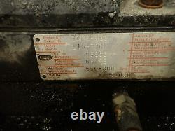 Cummins L10-330E Turbo Diesel Engine RARE! RUNS EXC. 330 HP LTA10 M11 Truck