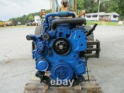 DT-466 Engine