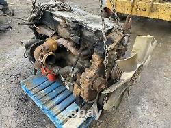 Detroit 60 Series DDEC 4 12.7 Engine GOOD RUNNING TAKEOUT DDEC IV MK