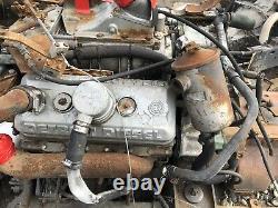 Detroit 6V92 Engine For Parts Read Listing