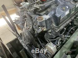 Detroit 8v92 Diesel Engine rebuilt in 2008