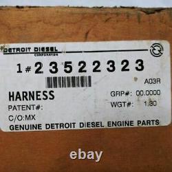 Detroit Diesel 60 Series Engine Wiring Harness P/N P23522323