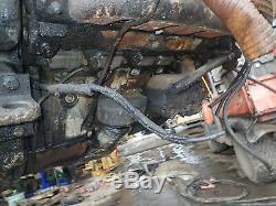 Detroit Diesel 8V71T Turbo Engine RUNS EXC! Truck 8V71 V8 350 HP GM