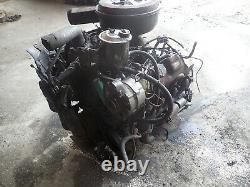 Detroit Diesel 8.2L Engine RUNS EXC VIDEO! Ford Truck GMC 8.2 V8