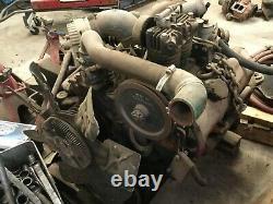 Detroit Diesel 8.2 Liter Engine Runs