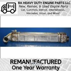 Detroit Diesel Dd15 Egr Cooler A4721400175 No Core 1 Year Warranty Reman 9716