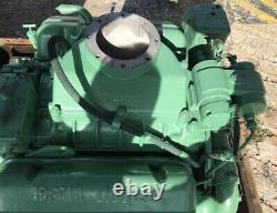 Detroit diesel 6V53 engine rebuilt