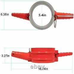 Diesel Piston Ring Compressor Tool Fit For CAT 3400, C-15, PT-7040, Cummins ISX
