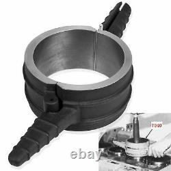 Diesel Piston Ring Compressor Tool Fit For Caterpillar 3400, C-15, PT-7040 Black