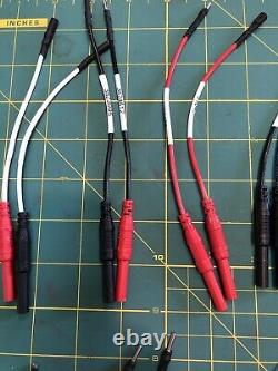 Electrical Test Kit Cummins 5299367 48 Silicone Test Leads 1157 Bulb holder
