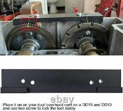 Fit For Detroit Diesel DD15 Camshaft Timing Tool Kit W470589001500 W470589104000