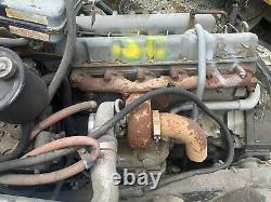 Ford Brazilian 7.8 Diesel Engine Ford 474 240 HP Good Running Takeout Turbo