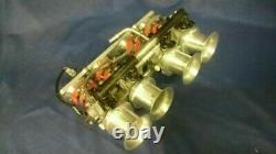 Ford Duratec 1.8/2.0/2.3 Bike Throttle Bodies Kit ZX10R 44mm FAST ROAD PACK