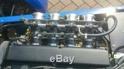 Ford Zetec 1.8/2.0 Bike Throttle Bodies Kit ZX10R 44mm FAST ROAD PACK
