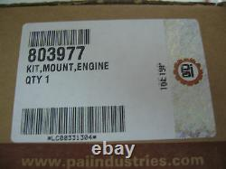 Front Engine Mount Kit for Mack CH. PAI # 803977 Ref. # 20QL322 20QL329 25164809