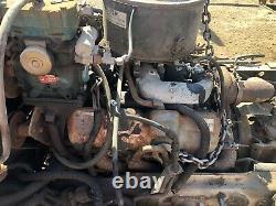 GM Detroit 8.2 Turbo Diesel Engine Good Runner! 8.2 V8 Diesel Penny Pincher