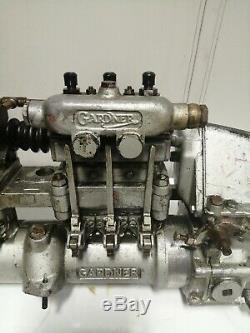Gardner LX 150 engine fuel injection pump
