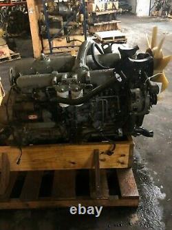 Good Running Used Ford 6.6L Engine ESN VX085531