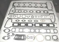 Head Gasket Set Jaguar Mk1 Mk2 Mk7 Mk8 Xk120 Xk140 Xk150 240 340 2.4 3.4 Vrs