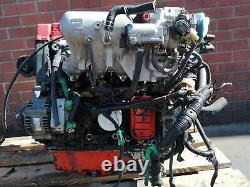 Honda Crx / CIVIC 1.6 Dohc Vtec B16a Engine 1988-1991