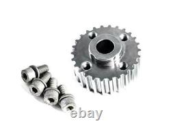 IE Billet Press Fit Timing Belt Drive Gear For 06A 1.8T 20V Engines 4 bolt gear