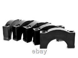 IE Billet Steel Main Caps VW & for Audi 1.8T 20V & 2.0T FSI (EA113) IEBEVA1